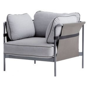 Hay Can Nojatuoli Harmaa / Harmaa Runko Surface 120