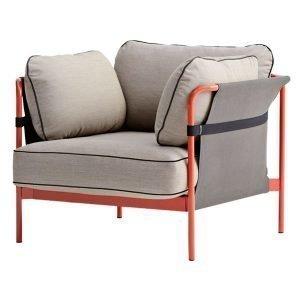 Hay Can Nojatuoli Punainen / Harmaa Runko Surface 420