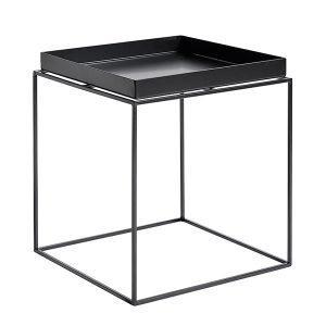 Hay Tarjotinpöytä Keskikokoinen Musta