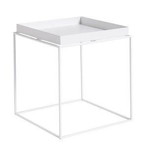Hay Tarjotinpöytä Keskikokoinen Valkoinen