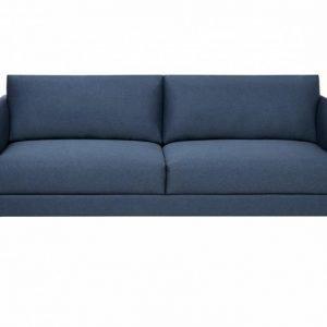 Hazel 3-Istuttava Sohva Sininen