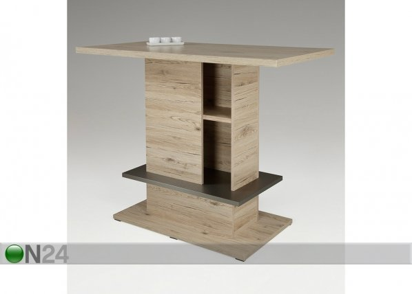 Hela Baaripöytä Mathilda 68x130 Cm