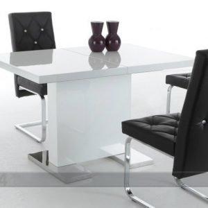 Hela Jatkettava Ruokapöytä Iris Ii 80x120-160 Cm