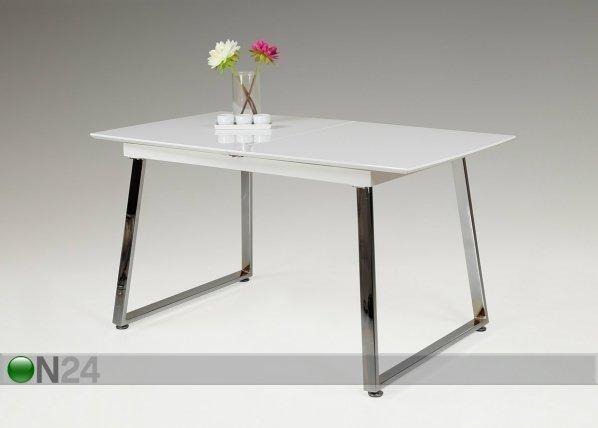 Hela Jatkettava Ruokapöytä Wilma 80x140/175 Cm