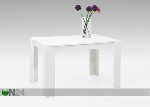 Hela Ruokapöytä Doris 80x120 Cm