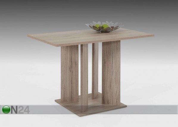Hela Ruokapöytä Rosi 70x100 Cm