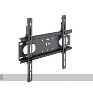 Hg Tv-Seinäteline Slimstyle 400 F Musta