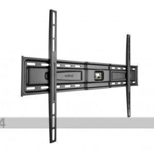 Hg Tv-Seinäteline Slimstyle 600 S Musta