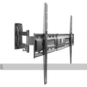 Hg Tv-Seinäteline Slimstyle 600 Sdr Musta