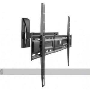 Hg Tv-Seinäteline Slimstyle 600 Sr Musta