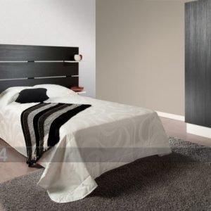 Hiipakka Sängynpääty Black 165 Cm