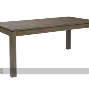 Home4you Ruokapöytä Britta 90x180 Cm