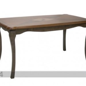 Home4you Ruokapöytä Ludvig 90x150 Cm