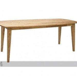 Home4you Ruokapöytä Retro 190x90 Cm