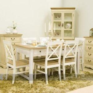 Home4you Ruokapöytä Samira 85x150 Cm