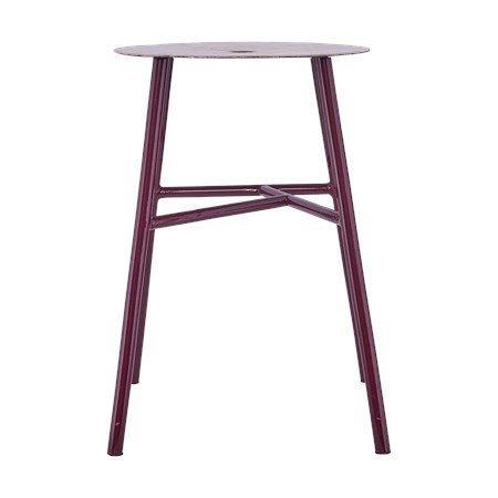 House Doctor K-stool Palli Bordeuax 35x48 cm