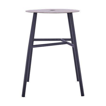 House Doctor K-stool Palli Musta 35x48 cm