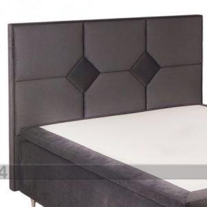 Hypnos Kangasverhoiltu Sängynpääty Mosaiik 180x122x10 Cm