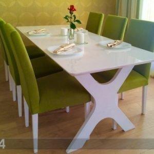 Ig Ruokapöytä Aire 80x180 Cm