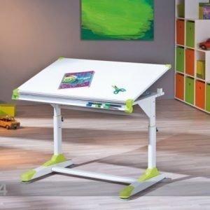 Interlink Kirjoituspöytä Säädettävällä Korkeudella 2colorado