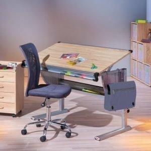 Interlink Kirjoituspöytä Säädettävällä Korkeudella Frizzy