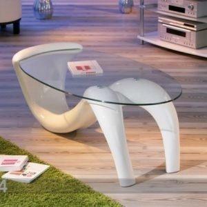 Interlink Sohvapöytä Lasitasoilla Bella