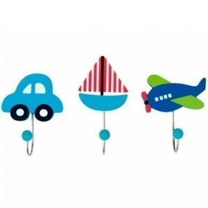 Jabadabado Koukut 3-Pakkaus Lentokone