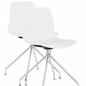 Jotex Bualino Tuolit Valkoinen 2-Pakkaus