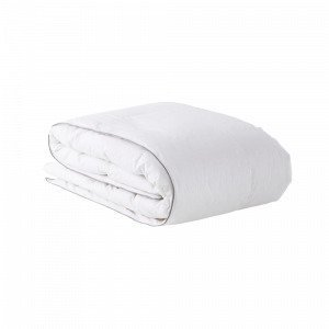 Jotex Feel Untuvapeite Kapeaan Sänkyyn Keskilämmin Valkoinen 150x210 Cm