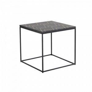Jotex Gaya Pikkupöytä Musta 45x45 Cm