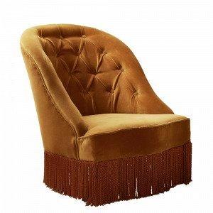 Jotex Orissa Nojatuoli Keltainen