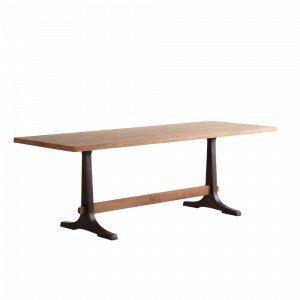 Jotex Pismo Ruokapöytä Ruskea 80x205 Cm