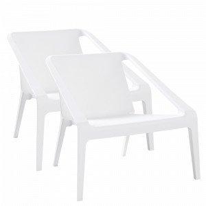 Jotex Slöinge Tuolit Valkoinen 2-Pakkaus