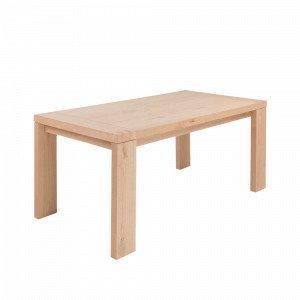 Julia Dobry Pöytä Tammiviilua Luonnonvärinen 180(270)X90 Cm