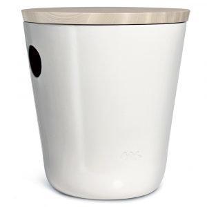 Kähler Unit Furniture Large Pöytä / Säilytysjakkara Valkoinen