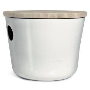 Kähler Unit Furniture Small Pöytä / Säilytysjakkara Valkoinen