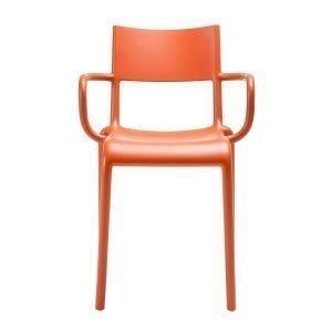 Kartell Generic A Tuoli Oranssi