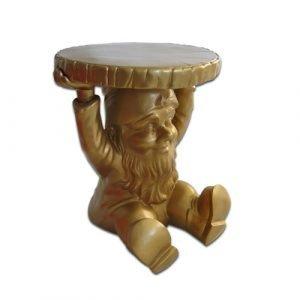 Kartell Gnomes Jakkara Attila Kulta