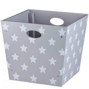 Kids Concept Star Säilytyslaatikko Harmaa