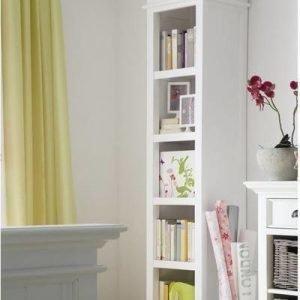 Kirjahylly Adele valkoinen mahonki