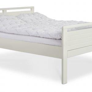 Kiteen Huonekalutehdas Seniori Sänky Valkoinen 120 Cm