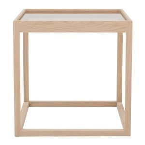 Klassik Studio Cube Pöytä Tammi Savulasi