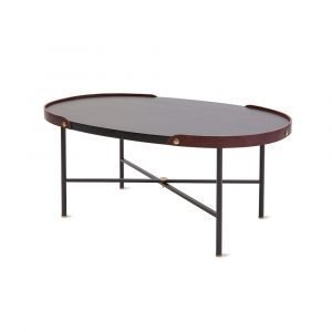 Klong Rink Pöytä Xl Musta