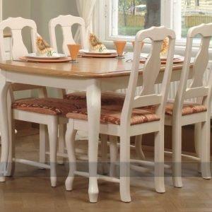 La Jatkettava Ruokapöytä Parooni 90x132+42 Cm