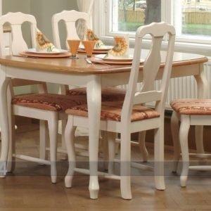 La Ruokapöytä Parooni 90x132 Cm