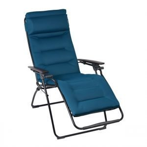 Lafuma Futura Air Comfort Aurinkotuoli Coral Blue