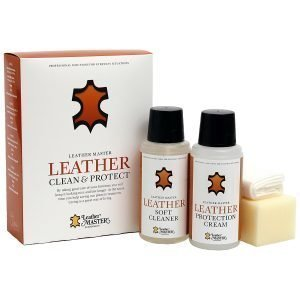 Leather Master Scandinavia Leather Clean & Protect Maxi Nahanhoitopakkaus