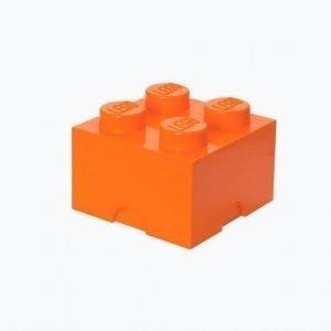Lego Säilytyslaatikko 4 Oranssi