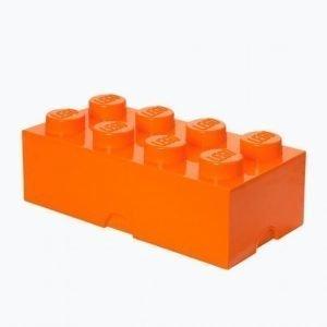 Lego Säilytyslaatikko 8 Oranssi