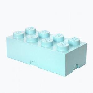 Lego Säilytyslaatikko 8 Vedensininen